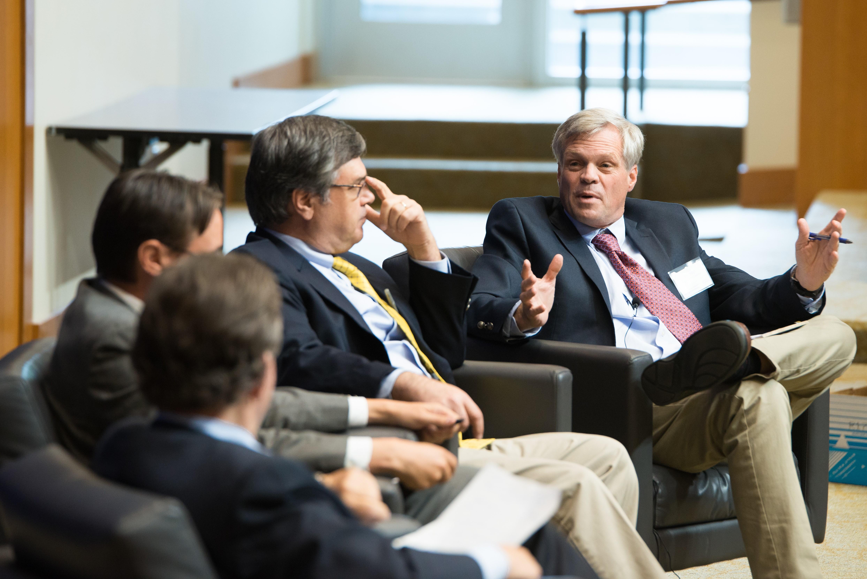 Dr. Chris Bollinger & Dr. William Hoyt