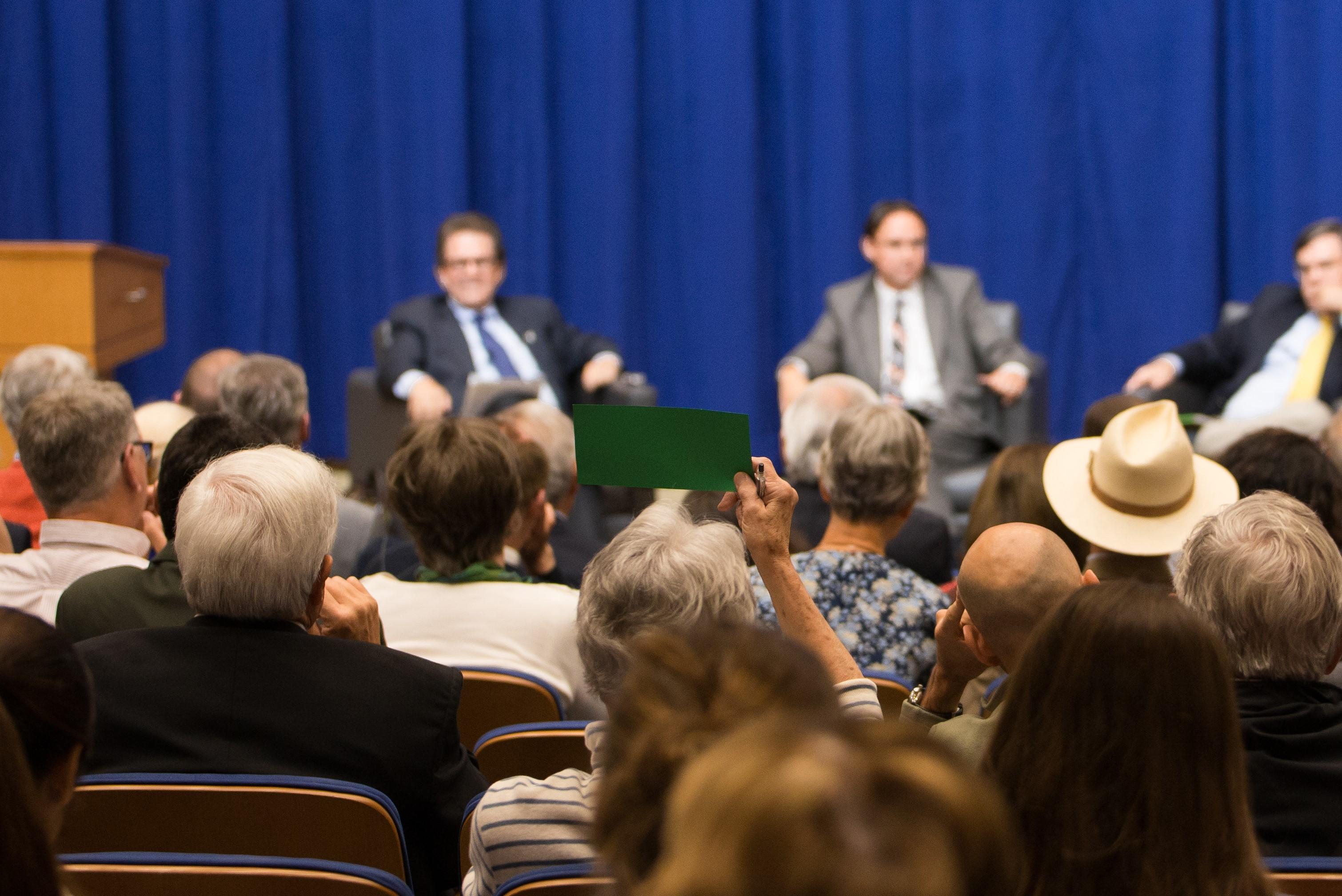 Dr. Arthur Laffer, Jason Bailey & Dr. Chris Bollinger